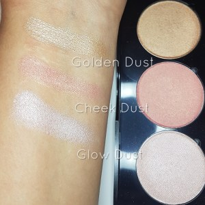 Cheekbone Beauty Stardust Palette